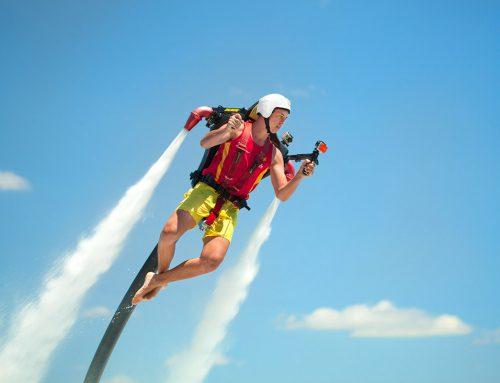 Adrenalínové aktivity
