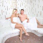 Parná sauna - vo dvojici