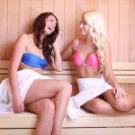 Sauna - rozhovor