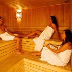 Wellness - Ruská Baňa - saunovanie