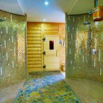Wellness - ochladzovacie sprchy
