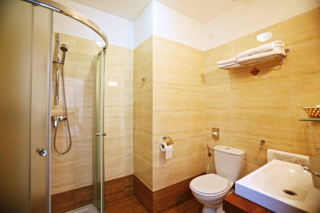 Izba Standard - toalety