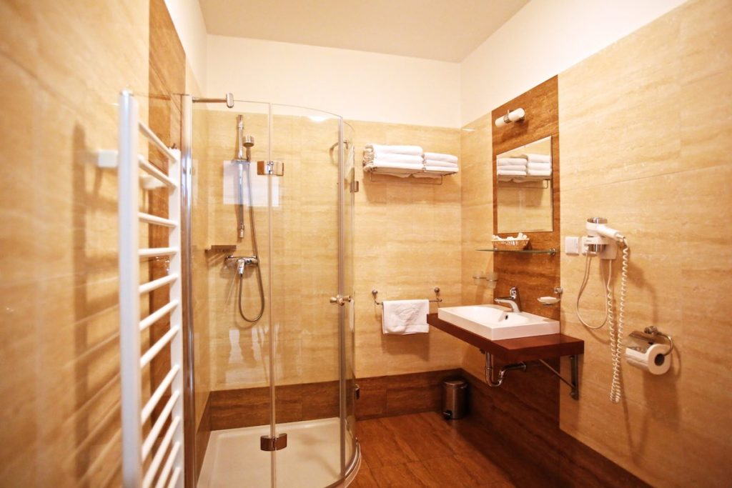 Izba Standard Plus - toalety