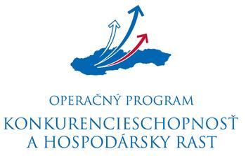 Logo - Operačný program SR